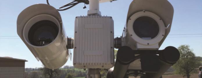 Capture UAV